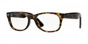 Ray-Ban RX 5184 New Wayfarer Eyeglasses Eyeglasses - 2012 Dark Havana
