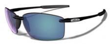 fee3c243eb ... Revo Mooring Sunglasses Sunglasses - 4043-04 Polished Black   Cobalt ...