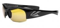 Kaenon Hard Kore - Standard Sunglasses Sunglasses - Black / Y-35