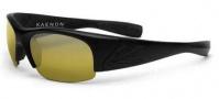 Kaenon Hard Kore - Standard Sunglasses Sunglasses - Matte Black / Y-35
