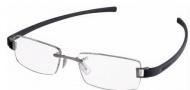 Tag Heuer Track 7104 Eyeglasses Eyeglasses - 017 Ruthenium Front / Dark-Grey