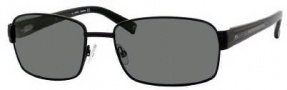 Carrera Airflow Sunglasses Sunglasses - 91TP Matte Black / RC Green Polarized Lens