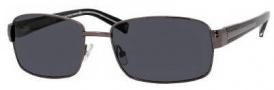 Carrera Airflow Sunglasses Sunglasses - 7SJP Matte Gunmetal / RA Gray Polarized Lens