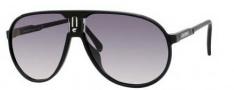 Carrera Champion/L/S Sunglasses Sunglasses - 0DL5 Semi Shiny Black / JJ Gray Shaded Lens