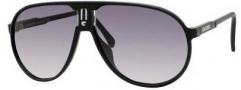 Carrera Champion/L/S Sunglasses Sunglasses - 0DL5 Semi Shiny Black / QT Green Lens