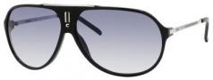 Carrera Hot/S Sunglasses Sunglasses - 0CSA Black-Palladium / RA Gray Polarized Lens