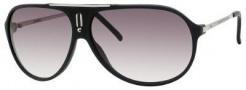 Carrera Hot/S Sunglasses Sunglasses - 0YCG Black-Matte Palladium / YR Green Gradient Lens