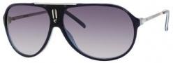 Carrera Hot/S Sunglasses Sunglasses - 0YCE Royal Blue-Palladium / JJ Gray Shaded Lens
