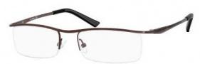 Carrera 7538 Eyeglasses Eyeglasses - 01E8 Brown Semi Shiny