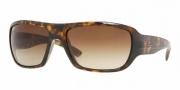 Ray-Ban RB4150 Sunglasses Sunglasses - 710/51 Light Havana / Crystal Brown Gradient