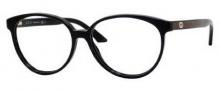 Gucci 3148 Eyeglasses Eyeglasses - 029A Shiny Black