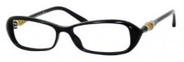 Gucci GG 3147 Eyeglasses Eyeglasses - 0D28 Shiny Black