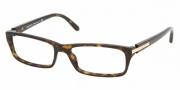 Prada PR 05NV Eyeglasses Eyeglasses - 1AB1O1 Black