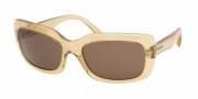Prada PR23MS Sunglasses Sunglasses - AA79L1 Mink Brown