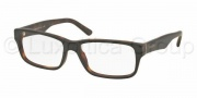 Prada PR 16MV Eyeglasses Eyeglasses - UBH101 Top Black / Matte Tortoise