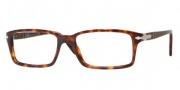 Persol PO 2880V Eyeglasses Eyeglasses - 24 Havana