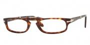 Persol PO 2886V Eyeglasses Eyeglasses - 24 Havana