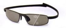 Tag Heuer Curves 5016 Sunglasses Sunglasses - 191 Black Ceramic Frame / Black Temples / Photochromic+ Lenses