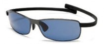 Tag Heuer Curves 5019 Sunglasses Sunglasses - 401 Black Ceramic Frame / Black Temples / Watersports Lenses