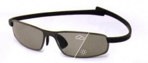 Tag Heuer Curves 5019 Sunglasses Sunglasses - 191 Black Ceramic Frame / Black Temples / Photochromic+ Lenses