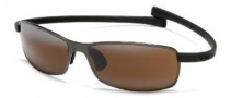 Tag Heuer Curves 5019 Sunglasses Sunglasses - 801 Black Ceramic Frame / Blakc Temples / High Mountain Lenses