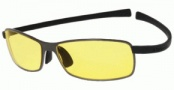 Tag Heuer Curves 5019 Sunglasses Sunglasses - 099 Black Ceramic Frame / Black Temples / Night Vision Lenses