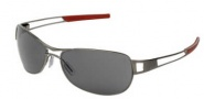 Tag Heuer Speedway 0204 Sunglasses Sunglasses - 191 Dark Frame / Red End Tips / Outdoor Lenses