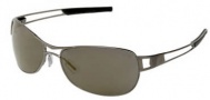 Tag Heuer Speedway 0204 Sunglasses Sunglasses - 991 Dark Frame / Black End Tips / Brown Polarized Lenses