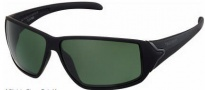 Tag Heuer Racer 9203 Sunglasses Sunglasses - 311 Mat Black Soft Temples / Shiny Black Lug / Outdoor Green Lenses