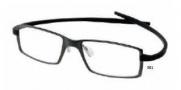 Tag Heuer Reflex 3702 Eyeglasses Eyeglasses - 001 Black Ceramic Front / Black Temples