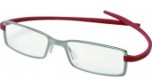 Tag Heuer Reflex Neo 3703 Eyeglasses Eyeglasses - 004 Pure Front / Red Temples
