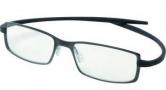 Tag Heuer Reflex Neo 3704 Eyeglasses Eyeglasses - 001 Black Ceramic Front / Black Temples