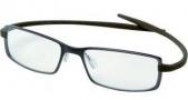 Tag Heuer Reflex Neo 3704 Eyeglasses Eyeglasses - 002 Chocolate Ceramic Front / Havana Temples