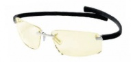 Tag Heuer Wide 5202 Eyeglasses Eyeglasses - 099 Black Polished Temple / Night Vision Lens