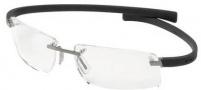 Tag Heuer Wide 5204 Eyeglasses Eyeglasses - 008 Lava / Dark Grey