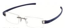 Tag Heuer Track 7102 Eyeglasses Eyeglasses - 016 Smart Blue / Ruthenium