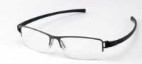 Tag Heuer Track 7202 Eyeglasses Eyeglasses - 011 Black Ceramic Front / Black Temples