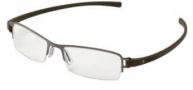 Tag Heuer Track 7203 Eyeglasses Eyeglasses - 005 Chocolate Ceramic Front / Havana Temples