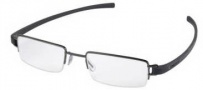 Tag Heuer Track 7206 Eyeglasses Eyeglasses - 017 Dark Grey Temples / Anthracite Ceramic Front