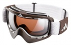 Adidas ID2 A162 Goggles  Goggles - 6052 Brown Washed / LST Active Mirror