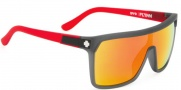 Spy Optic Flynn Sunglasses Sunglasses - Cherry Red / Grey with Red Spectra