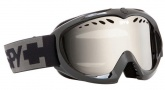 Spy Optic Targa Mini Goggles Goggles - Black Shiny / Bronze with Silver Mirror