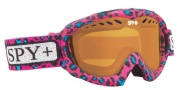 Spy Optic Targa Mini Goggles Goggles - Wild and Free Pink Blue / Persimmon