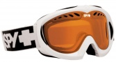 Spy Optic Targa Mini Goggles Goggles - White / Persimmon
