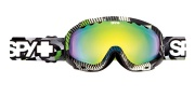 Spy Optic Soldier Goggles - Spectra Lenses Goggles - Space Out / Yellow with Green Spectra