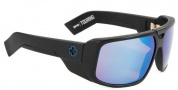 Spy Optic Touring Sunglasses Sunglasses - Matte Black / Bronze with Blue Spectra