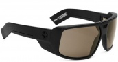 Spy Optic Touring Sunglasses Sunglasses - Matte Black / Grey Polarized