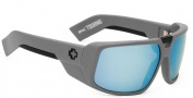 Spy Optic Touring Sunglasses Sunglasses - Primer Grey / Grey with Blue Spectra