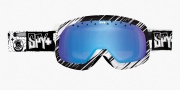 Spy Optic Trevor Goggles - Spectra lenses Goggles - Crust Blue W/ Blue Spectra