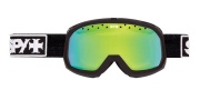 Spy Optic Trevor Goggles - Spectra lenses Goggles - Occult  Yellow W/ Green Spectra